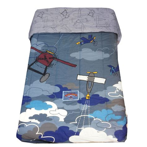 airplane bedding twin new disney airplanes twin comforter blue plane crazy