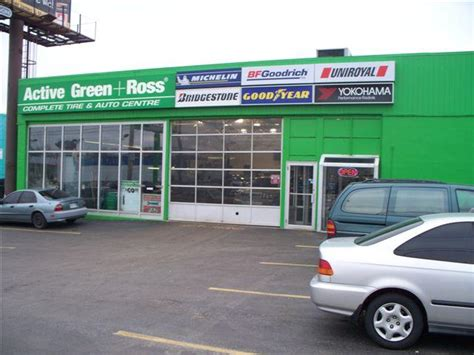 locations ontario active green ross complete tire auto centre