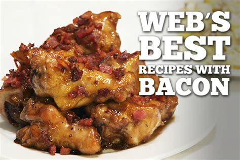 highest recipes on the web the web s best recipes with bacon cool material