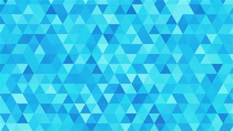 blue geometric pattern blue polygonal geometric surface computer generated