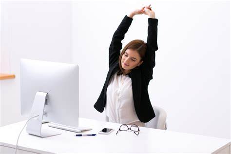Leg Pain When Standing by 5 Stretches You Can Do In Your Office Chair Activebeat