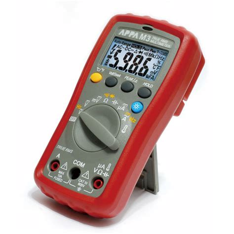 Digital Multimeter Appa appa m series multimeters appa m1 appa technology
