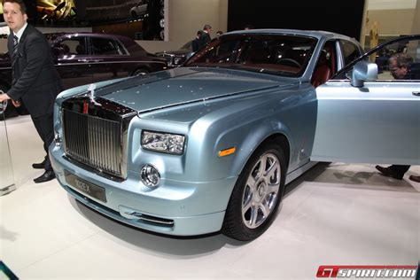 Electric Rolls Royce by Service Manual Geneva 2011 Rolls Royce Phantom