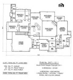 Best 4 Bedroom House Plans Houses With 3 Car Garage Country Home Floor Plans 2 Story