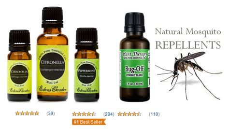 natural mosquito repellents 4 natural effective mosquito repellents