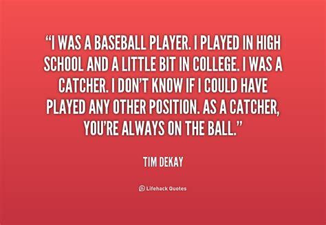 baseball catcher quotes quotesgram