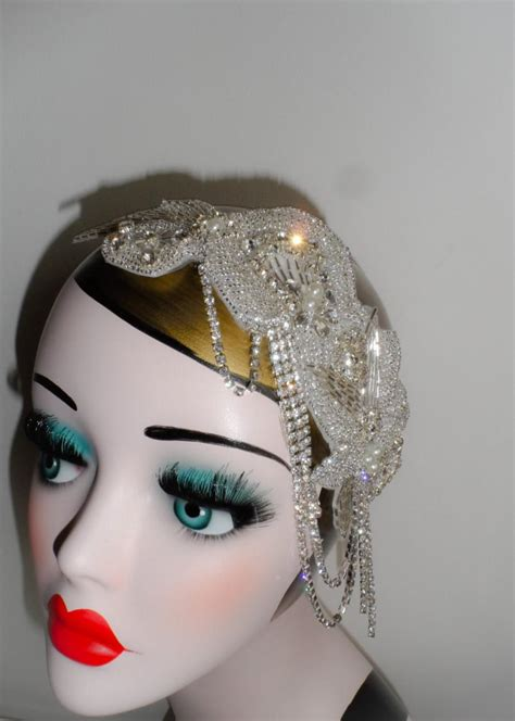 unique roaring 20s head pc roaring 20s style the great gatsby wedding ladies bridal