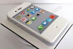 Celebrate with cake iphone cake