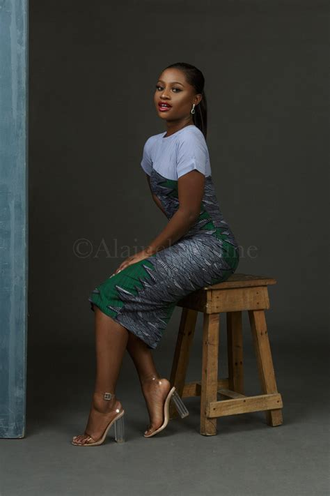 inspired  iro  buba alaine  celine presents