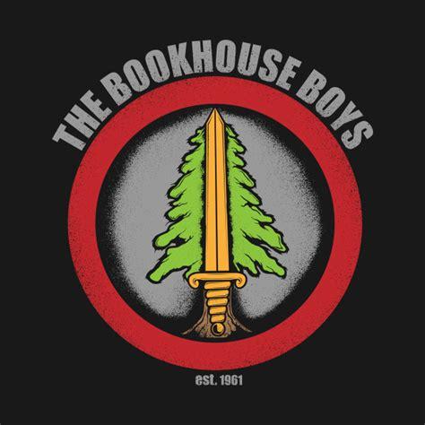 Bookhouse Boys Sticker