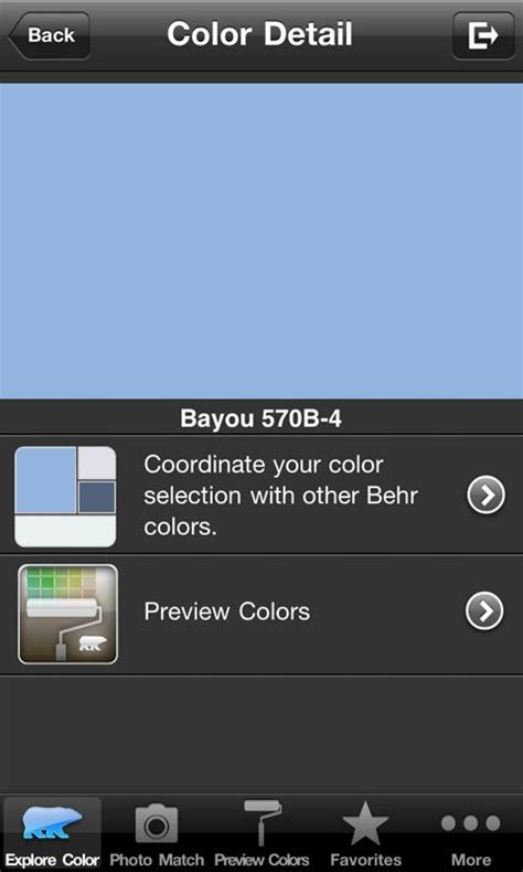 behr paint color app android colorsmart by behr 174 mobile android apps on play