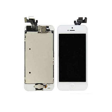 Lcd Iphone 5g for iphone 5g lcd assembly with small parts white black