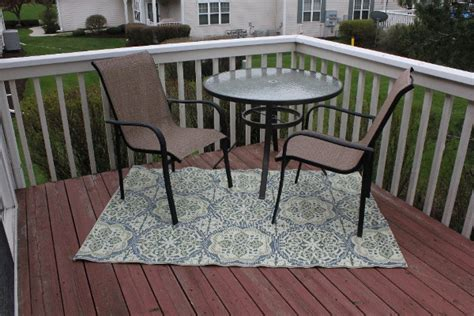 Step 2 Patio Set by 6 Steps To Creating An Outdoor Oasis For A Small Patio