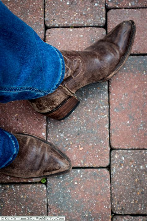 Handmade Boots Fort Worth - a day at fort worth stockyards our world for you