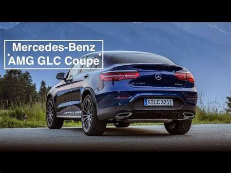 new mercedes amg glc coupe 2018 youtube