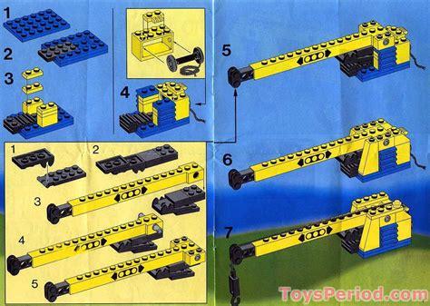 Lego Mobil Mobilan Cars Brick 2 Box Set Berkualitas 1 lego 1489 mobile car crane set parts inventory and lego reference guide