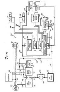 patent ep0352654a2 electrically controlled auxiliary hydraulic system for a skid steer loader