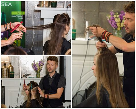 haircut directions for a stylist how to 2 long layered haircuts with steps by frank