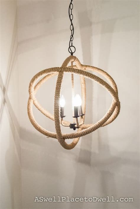 Rope Light Fixture Discover And Save Creative Ideas