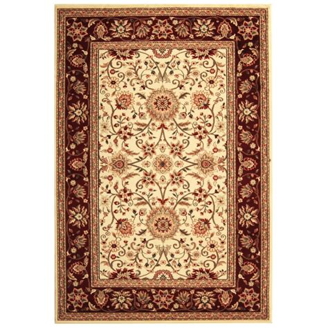 8 ft area rugs safavieh lyndhurst ivory 8 ft 11 in x 12 ft area