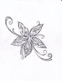 flower tattoo drawings tattoo flower by valerie deguise on deviantart