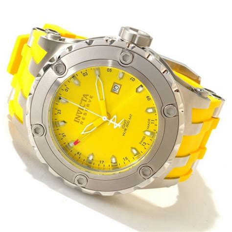 Invicta Specialty GMT Reserve Watches   Watch Review