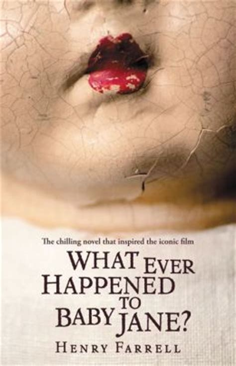 this is what happened books what happened to baby by henry farrell