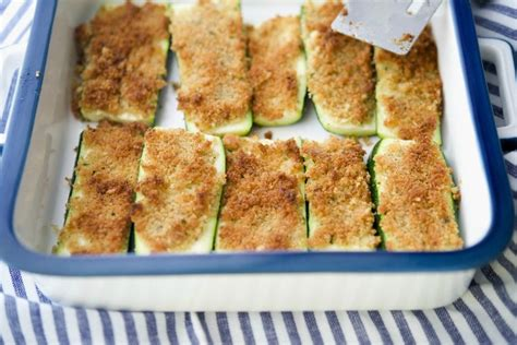 olive garden zucchini parmesan crusted zucchini carrie s experimental kitchen