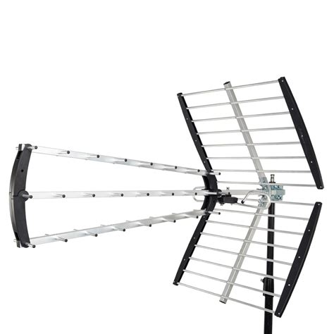 hdtv antenna template leadzm 180 mile hdtv outdoor lified hd tv antenna