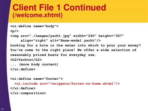Jsf Templating by Jsf 2 Tutorial Page Templating With Facelets