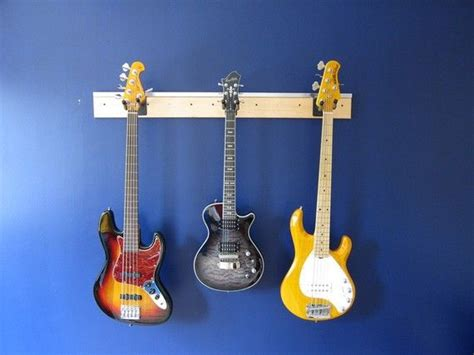 Guitar Rack Mount by Wall Mount Slatwall Guitar Rack Hanger Gifts For The