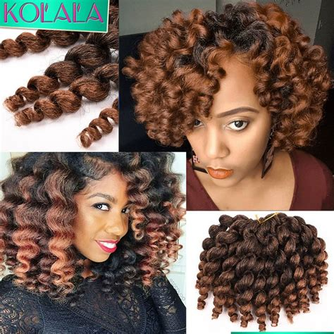 easy curling wand for permed hair 22 roots ombre havana mambo twist crochet braids jumpy