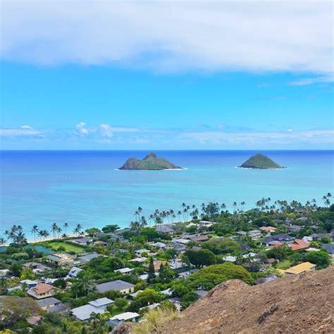 mokes oahu     mokulua islands beach hike kayak oahu hawaii