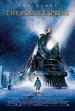 film natal the polar express the polar express film wikipedia