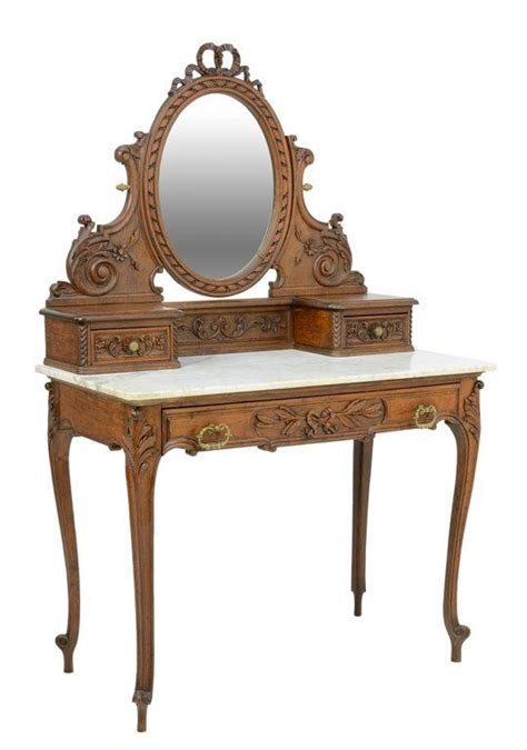 Vintage Style Vanity Table A Empire Style Dressing Table 8 29 7 30pm Antique Furniture Antique S