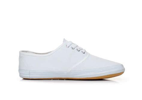 white canvas shoes wholesale non slip rubber soles leisure