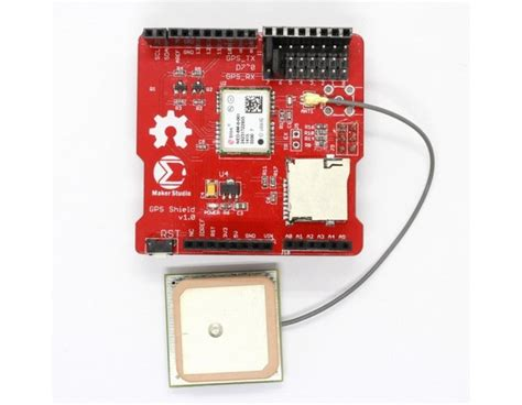 code arduino gps gps shield for arduino with antenna fab to lab india