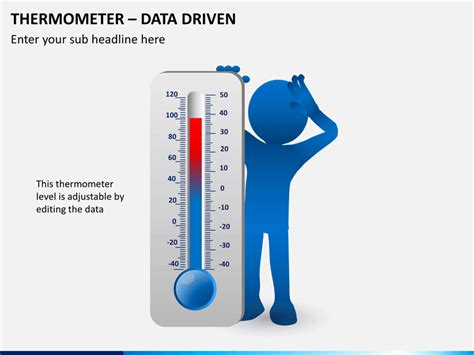 Powerpoint Thermometer Template Sketchbubble Thermometer Powerpoint Template