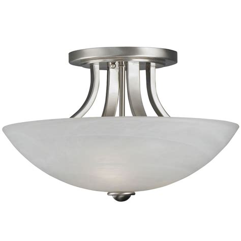 flush mount light bulbs semi flush ceiling light 204 09 destination lighting