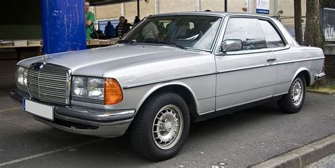 Mercedes Benz W123   Wikipedia