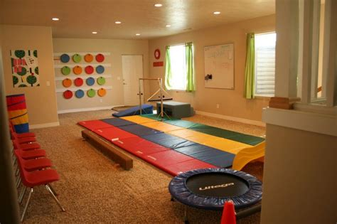 unfinished basement playroom google search basement