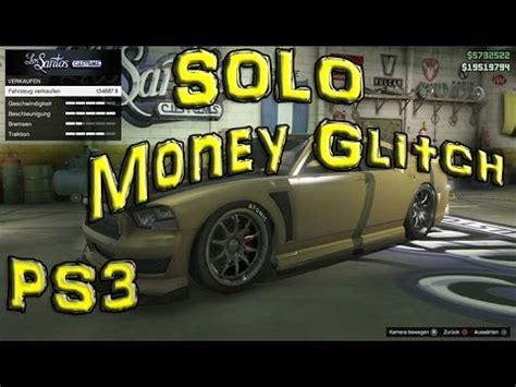 gta 5 online| solo money glitch | ps3/xbox360 1.26/1.27