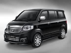 Suzuki Luxio Mobil Keluarga Model Boxy Tinggal Menyisakan Suzuki Apv