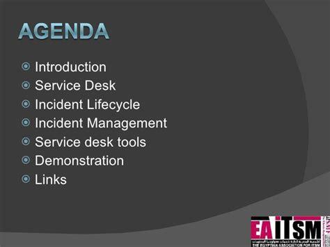 itil service desk tools