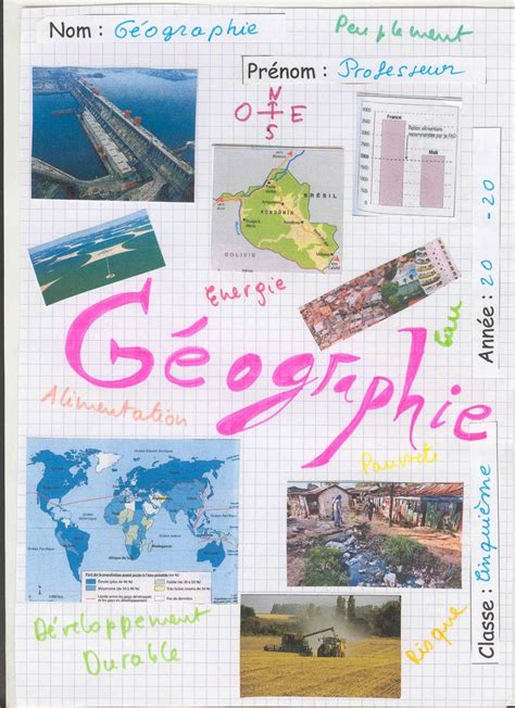 histoire g 233 ographie 5e 2012 2013 page de couverture de