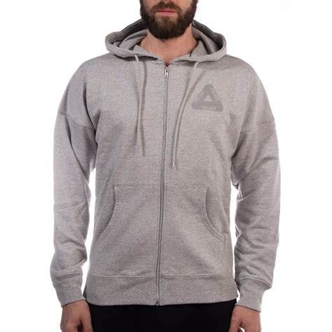 Zip Hoodie Palace Olympic palace zip olympic sweater grey p9hdfo002