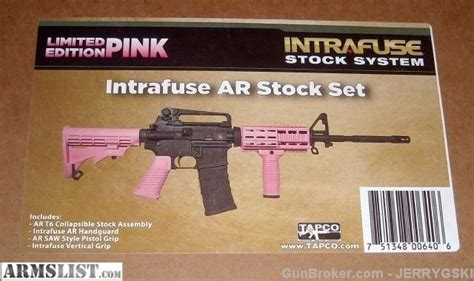 Set Parts3 Pistol Nendoroid armslist for sale tapco limited edition ar 15 pink
