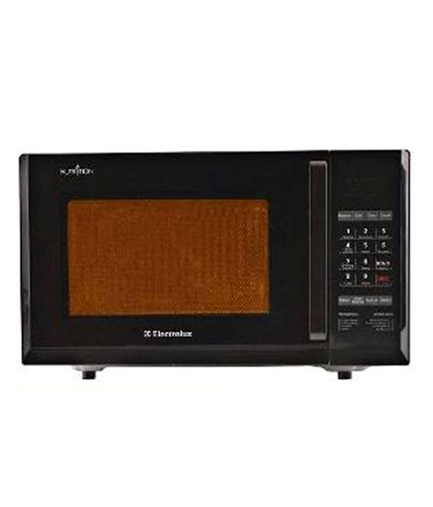 Microwave Electrolux Eot3000 electrolux 23 ltr ek23cbs4 convection microwave black price in india buy electrolux 23 ltr