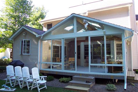 patio rooms screen porch enclosures charming home design