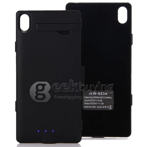 Sony Xperia Z3 Battery Powerbank 3200mah backup battery charge for sony xperia z3